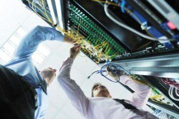 Монтаж сетей связи